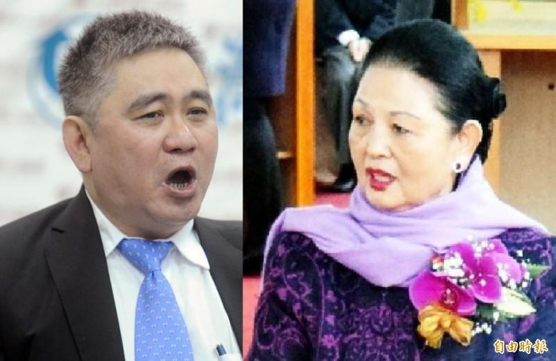6千億遺產戰火!週刊爆李寶珠提「配偶」證據 再槓王文洋