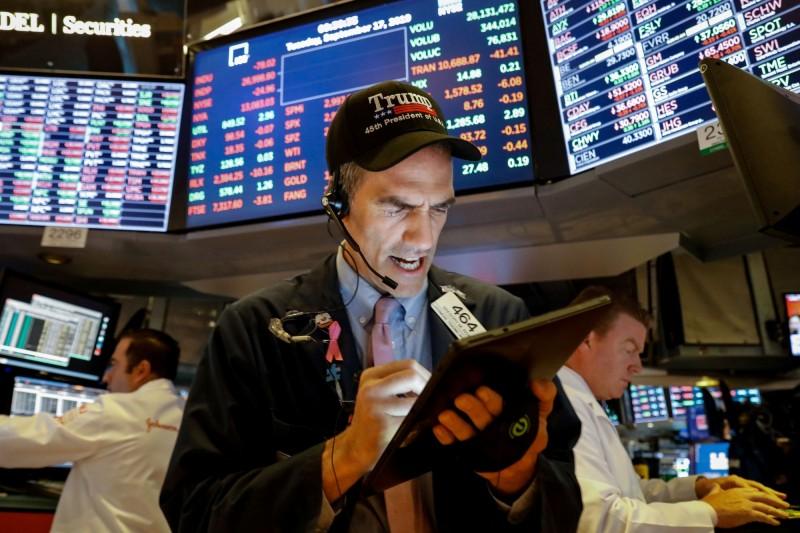 油市疑慮消退、靜待Fed決策 美股收盤微漲