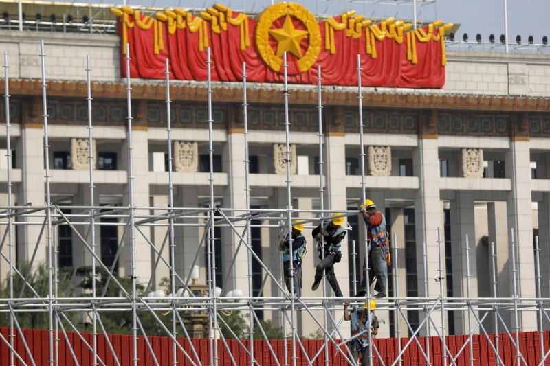 北京今年沒有「閱兵藍」?外媒吐槽指向經濟衰退