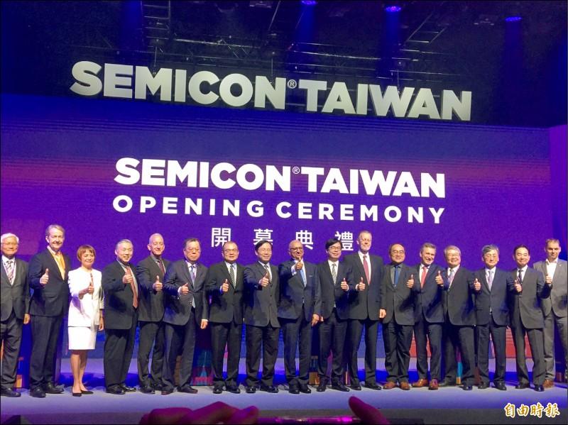 科技界:AI、半導體是台灣機會