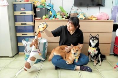 國人寵愛「毛小孩」 寵物產品銷售額10年增幅達7成!