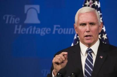 彭斯:經濟放緩的國家 應該效仿美國的政策