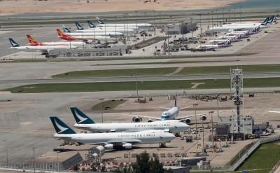 旅客數大減!香港逾70家航空籲政府「共體時艱」暫免機場規費