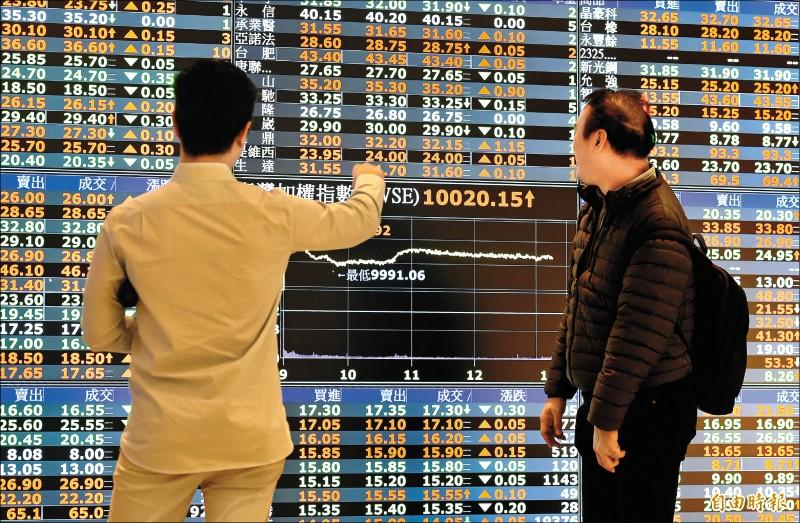 證券劃撥存款創新高 股市資金動能充沛