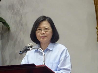 蔡總統:打造台灣成為亞洲離岸風電產業聚落
