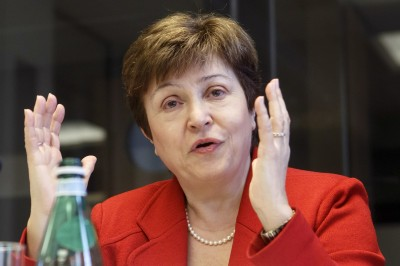 新興經濟體第1人!世銀執行長喬治艾娃將出任IMF總裁
