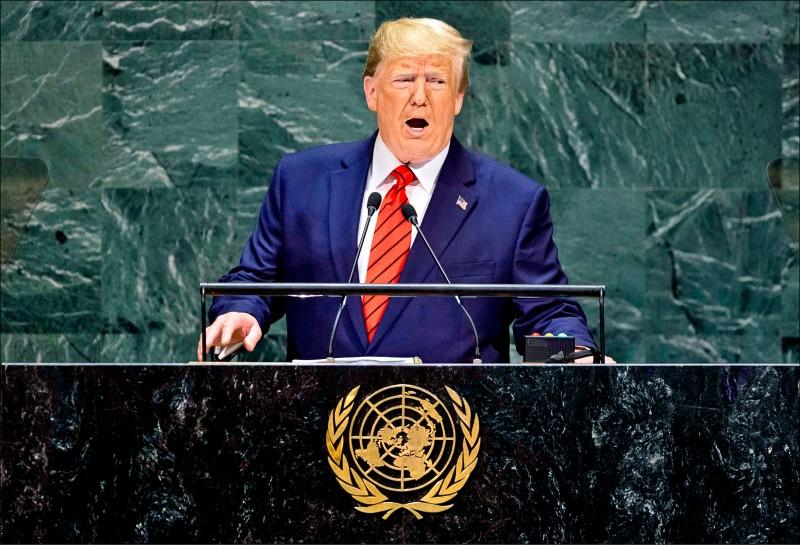 川普:拒與中國達成糟糕貿易協議