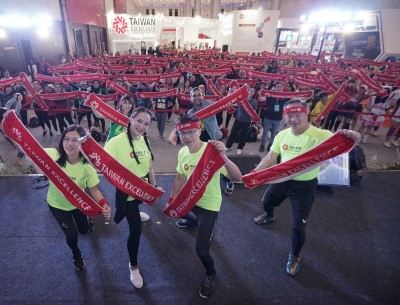 印尼台灣形象展1.8萬人搶看   吸引當地6高官親自談合作