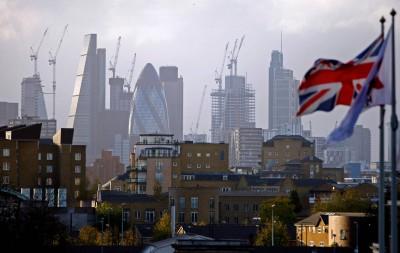 脫歐陰霾籠罩  英國銀行業務創28年最大降幅