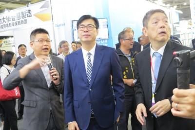 陳其邁:今年台商回流投資會達7千億 工具機採購集中在明年