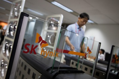 跟上LG、三星 SK海力士也開始用南韓產氟化氫