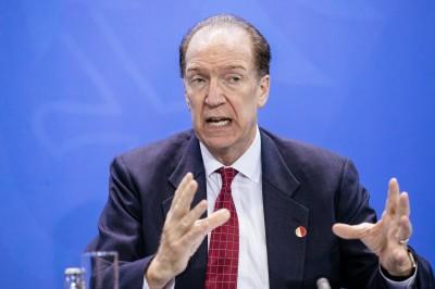世界銀行再度警告:全球經濟前景正在惡化