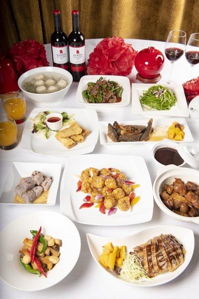 國際旅展提前開打 瓏山林台北中和飯店餐飲業績成長20%