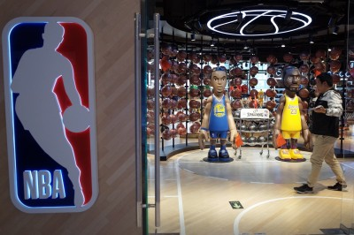 NBA在中國有多賺?知乎高讚:約佔年營收10%