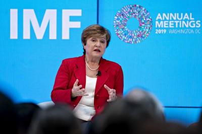 貿易爭端衝擊全球經濟!IMF新總裁:明年全球GDP估損失逾21兆