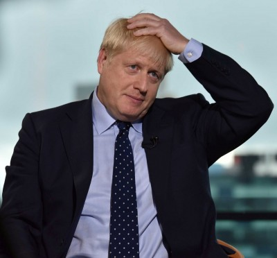 英首相強森再遭重擊 傳5內閣大臣擬辭職