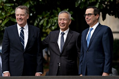 美中貿易談判順利 道瓊暴漲逾400點、蘋果創新高