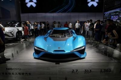 月減34.2%!中國新能源汽車銷量連3個月下滑