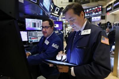 網飛業績超出預期+英新協議草案激勵 美股週4開盤齊漲