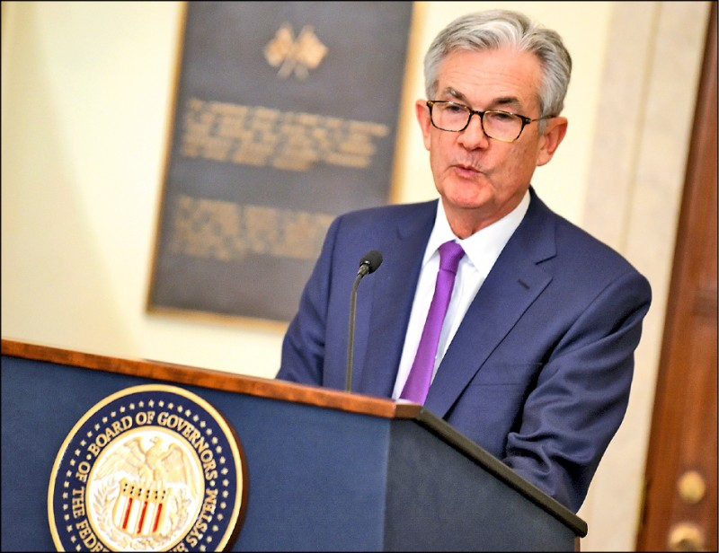 Fed看淡全球經濟 美月底可能第三度降息