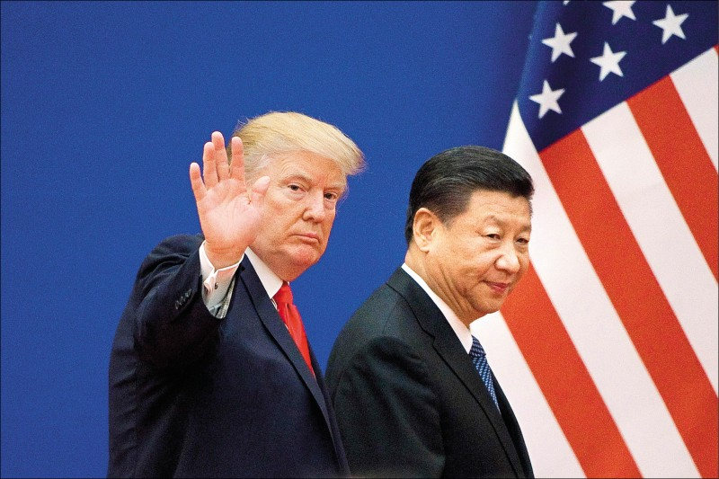 川普:美中貿易協議 可望11月中簽署