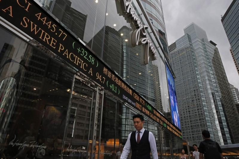 未受反送中影響 香港財政司長:香港金融市場運作如常