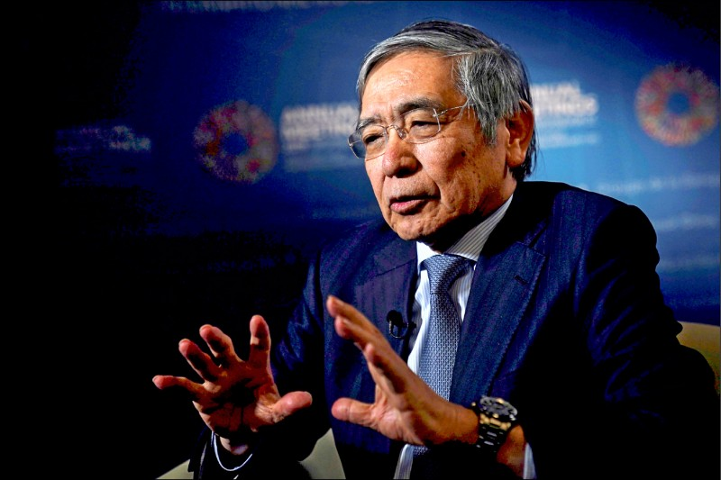 日央行:不排除再壓低負利率