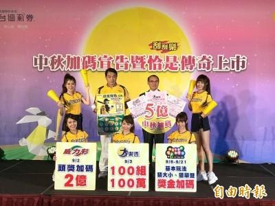 威力彩終結19連摃 6.6億元1注獨得獎落基隆暖暖區!