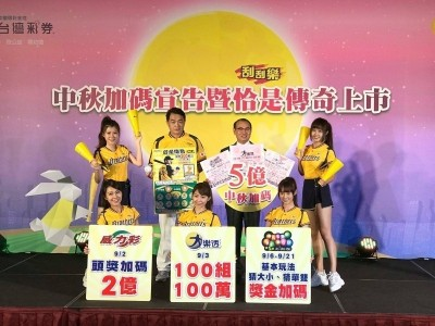 大樂透連續2期開出  1億元獎落南投!