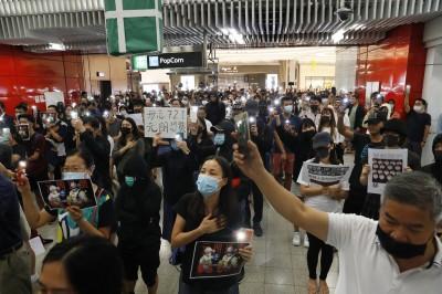 反送中》近4成在港日企 坦承業績受抗爭影響