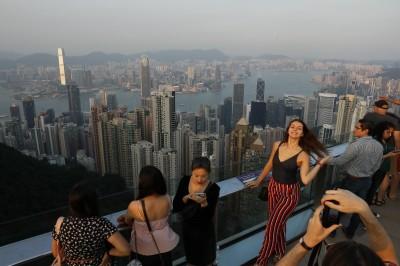 慘!IMF:香港今年經濟放緩程度 更勝南韓、新加坡