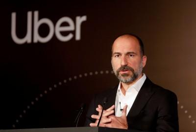 Uber執行長:公司未來10年增長 將由印度、非洲帶動