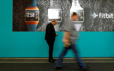 傳Google母公司有意收購  Fitbit股價漲逾30%