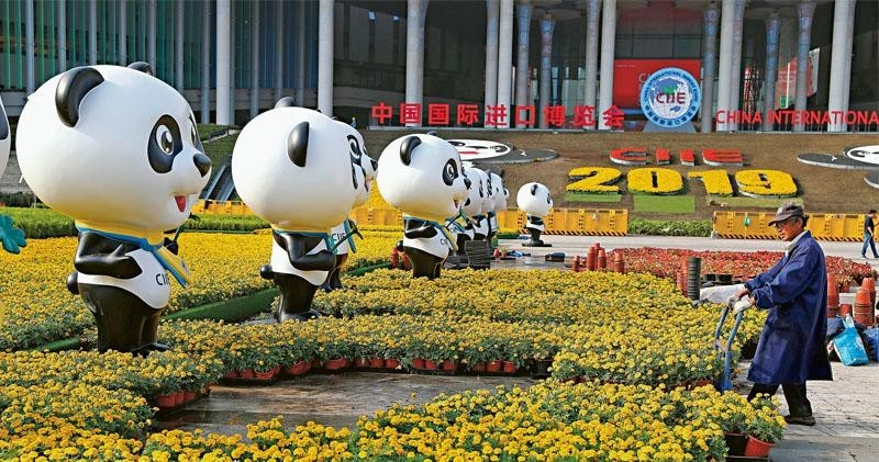 尷尬美中關係!上海將開博覽會 美國政府不來 美企出席近200家