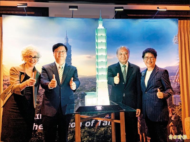 全球50最具影響力高層建築 台北101大樓獲獎