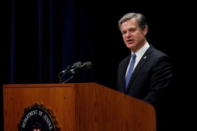 中國偷技術涉所有領域  美國FBI:已啟動調查1000多案