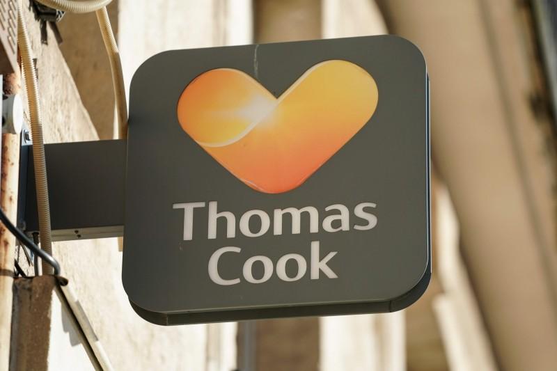 中企斥資1100萬英鎊 收購湯瑪斯庫克智慧財產權資產