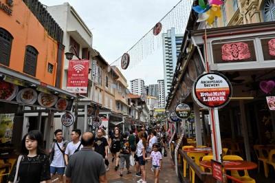反送中延燒 外媒爆:讓新加坡高層不安