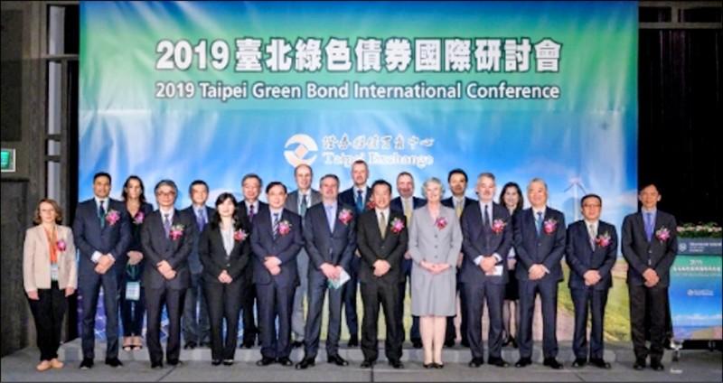 金融業挺綠能》國銀放款1.1兆 綠債發行738億