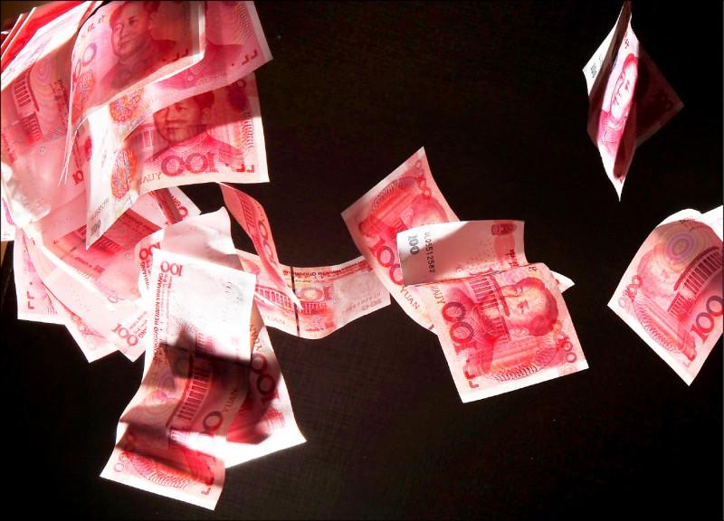 債務沉重 中國放手中企倒閉