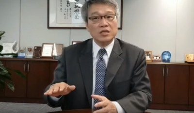 CEO開講》林國良:金融數位落差驚人 這單位最嚴重
