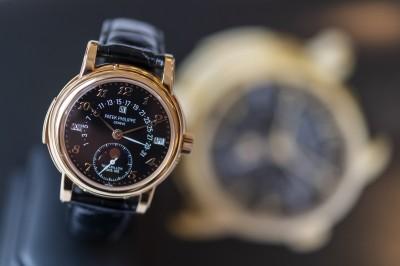 擠下勞力士!這只錶9.5億成為拍賣史上最貴