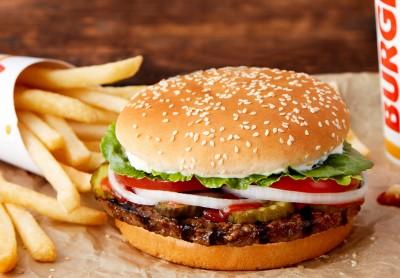 漢堡王捨不可能食品 歐洲新華堡變「叛逆」