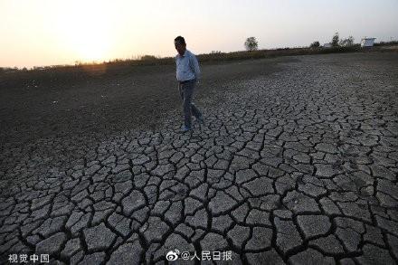 中國糧食重要產區大規模乾旱 174萬人缺水可用