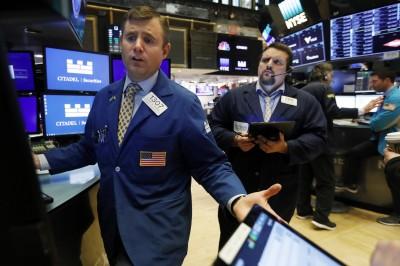 等待川普貿易演說  美股早盤漲跌不一