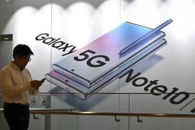 三星現在不搶中國5G市場 韓媒警告:銷量寶座將讓華為