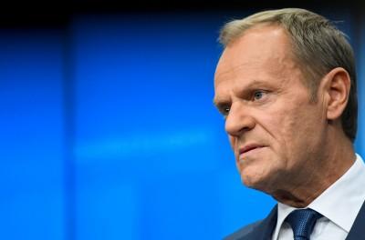 籲歐洲團結對抗中國!圖斯克:英國脫歐將淪為二流角色