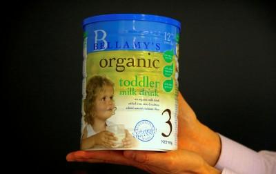 掃貨到直接買下來!中企砸302億收購澳洲奶粉品牌