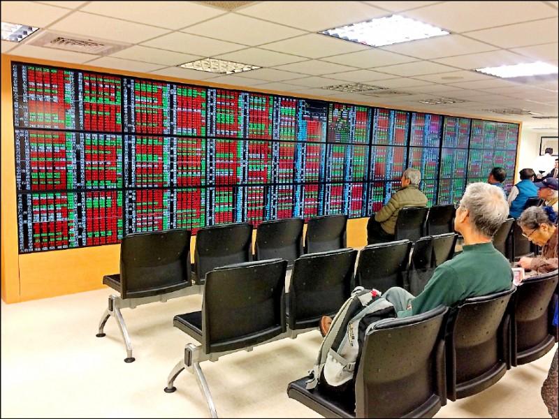 美系外資︰台股明年攻13000點