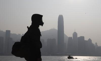 美參議院無異議通過香港法案  港股收跌0.75%